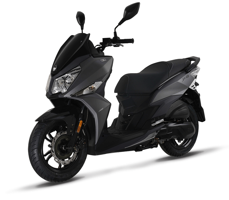 Jet 14 200i ABS Scooter | Mat Grey