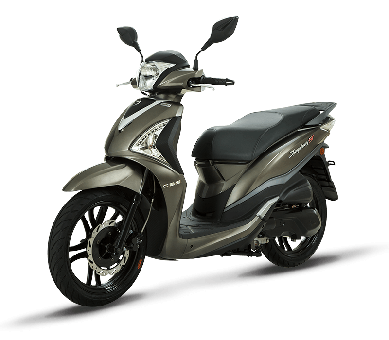 Symphony ST 200i Fuel Injected Scooter | Brown