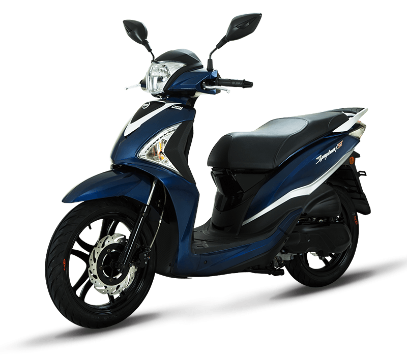 Symphony ST 200i Fuel Injected Scooter | Blue