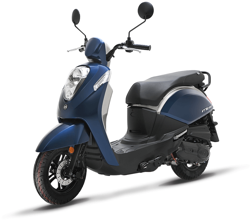 MIO 115 Scooter (Blue)