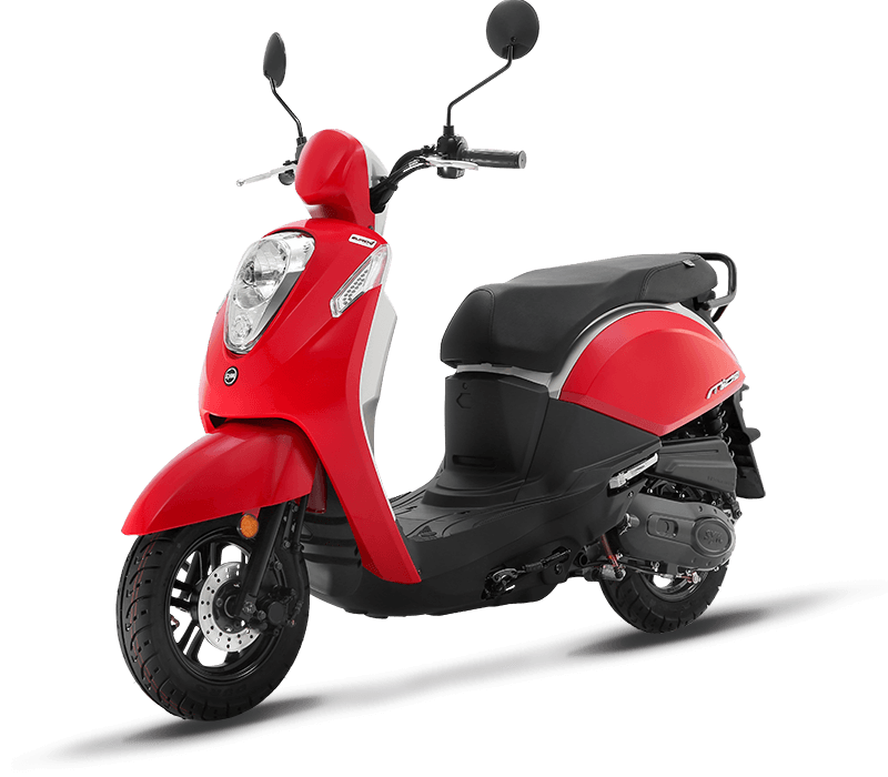 MIO 115 Scooter (Red)