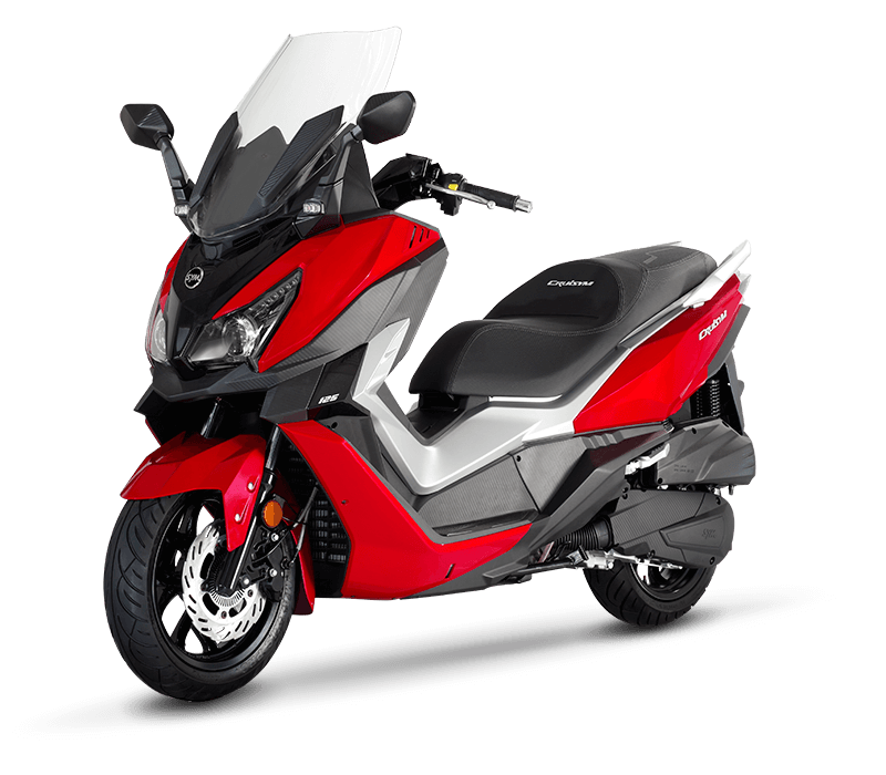 CRUiSYM 300i Scooter | RED