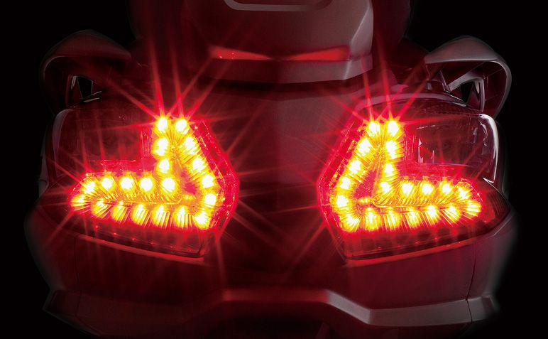 Dual LED Matrix Taillights