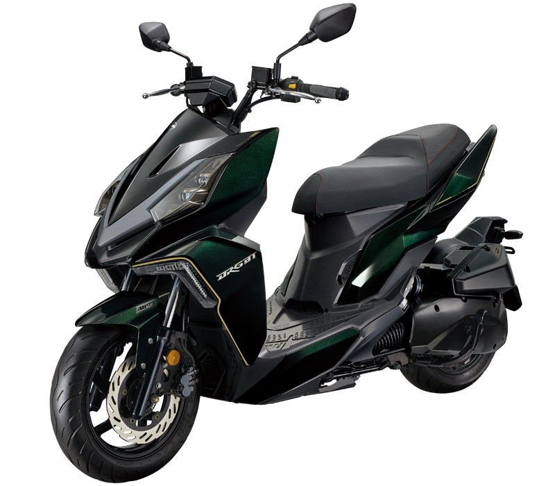DRG 160 Scooter l Green